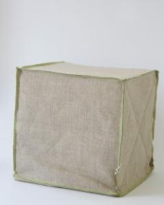 pouf-en-lin-333333