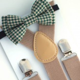 green-checkered-bow-tie-tan-suspenders-650x650-164x164