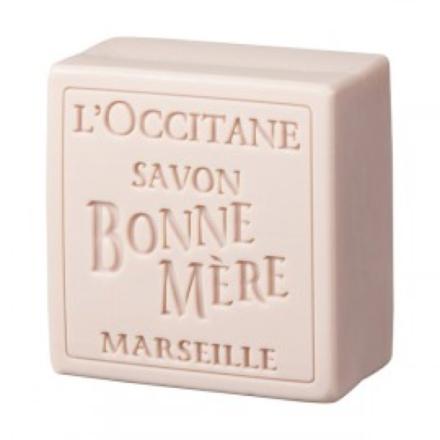 jabón rosa occitane